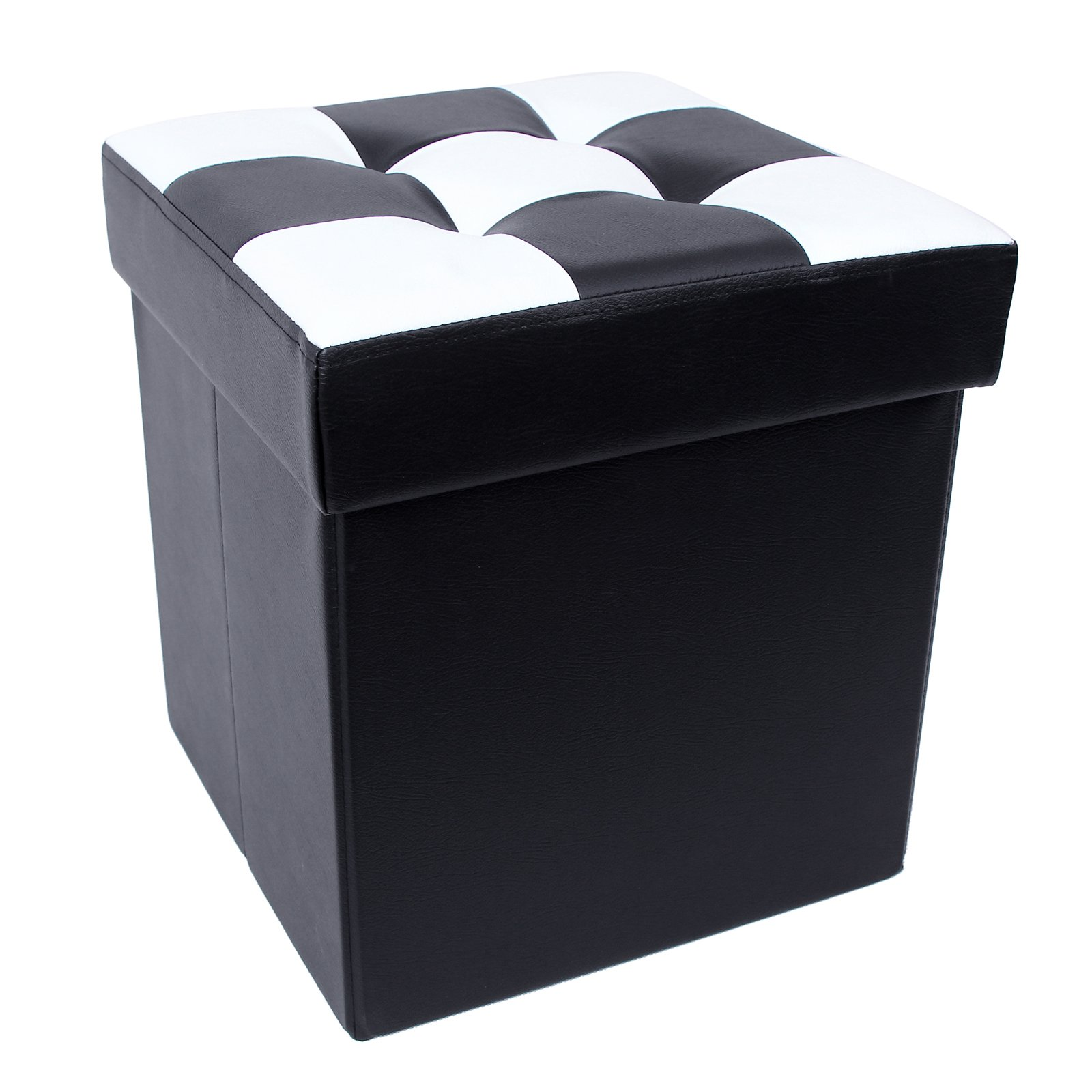 Tabouret coffre amazon