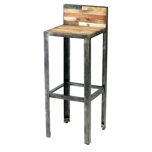 Tabouret bar design industriel