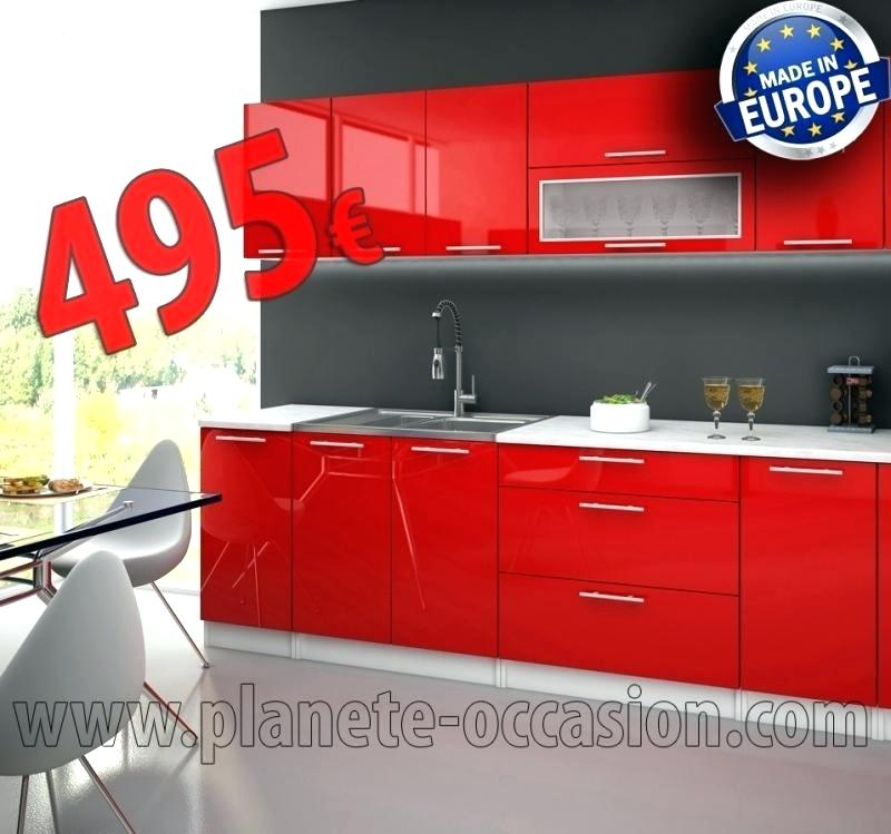 buffet cuisine rouge laqu maison et meuble de maison. Black Bedroom Furniture Sets. Home Design Ideas