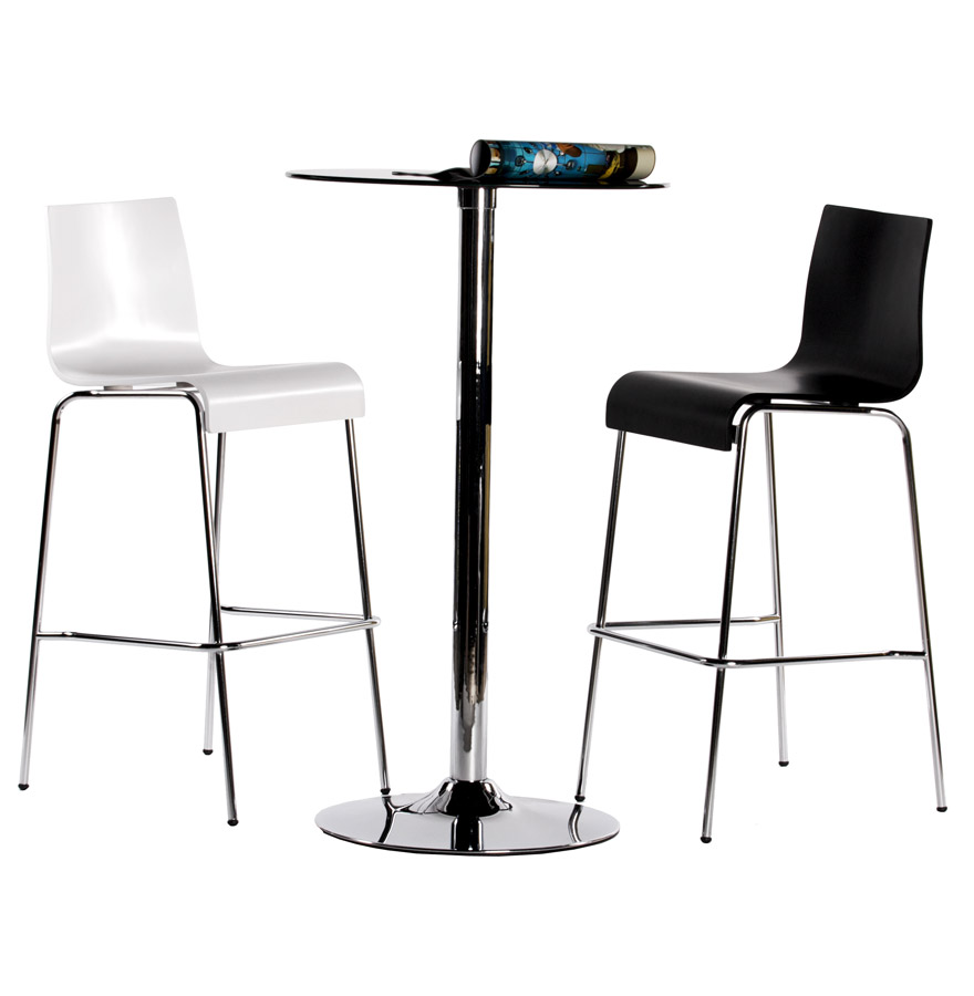 table et tabouret de bar pas cher maison et meuble de maison. Black Bedroom Furniture Sets. Home Design Ideas