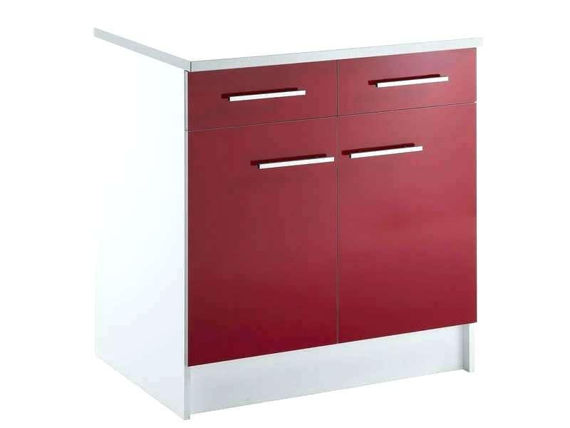 Meuble cuisine 80 cm profondeur maison et meuble de maison for Meuble bas cuisine hauteur 80 cm