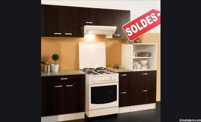 soldes meubles de cuisine maison et meuble de maison. Black Bedroom Furniture Sets. Home Design Ideas