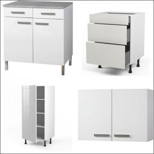 element cuisine pas cher maison et meuble de maison. Black Bedroom Furniture Sets. Home Design Ideas