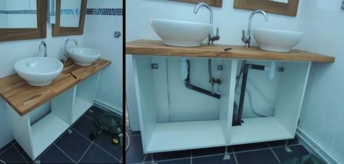 Meuble de cuisine pour salle de bain - Maison et meuble de maison