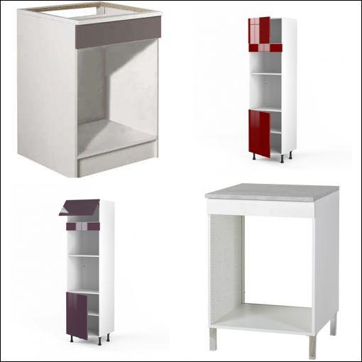 meuble four encastrable pas cher maison et meuble de maison. Black Bedroom Furniture Sets. Home Design Ideas