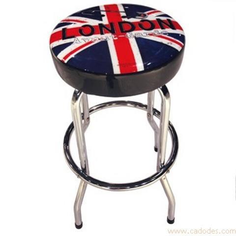 Chaise tabouret en anglais
