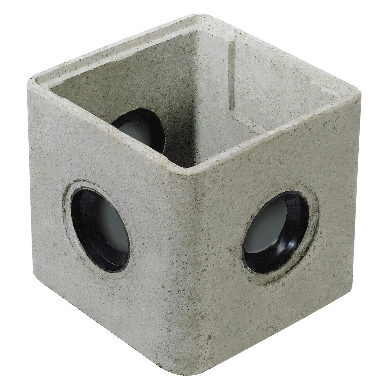 Assainissement tabouret beton