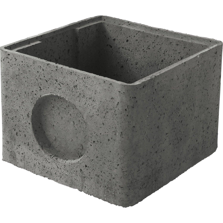 regard-avec-emboitement-rm40-beton-l-400-x-l-400-mm Meilleur De De Tabouret De Bar Sans Dossier Conception