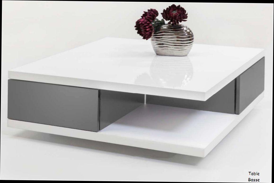 Table Basse Archives Maison Et Meuble De Maison # Table Basse Noir Et Blanc Pas Cher