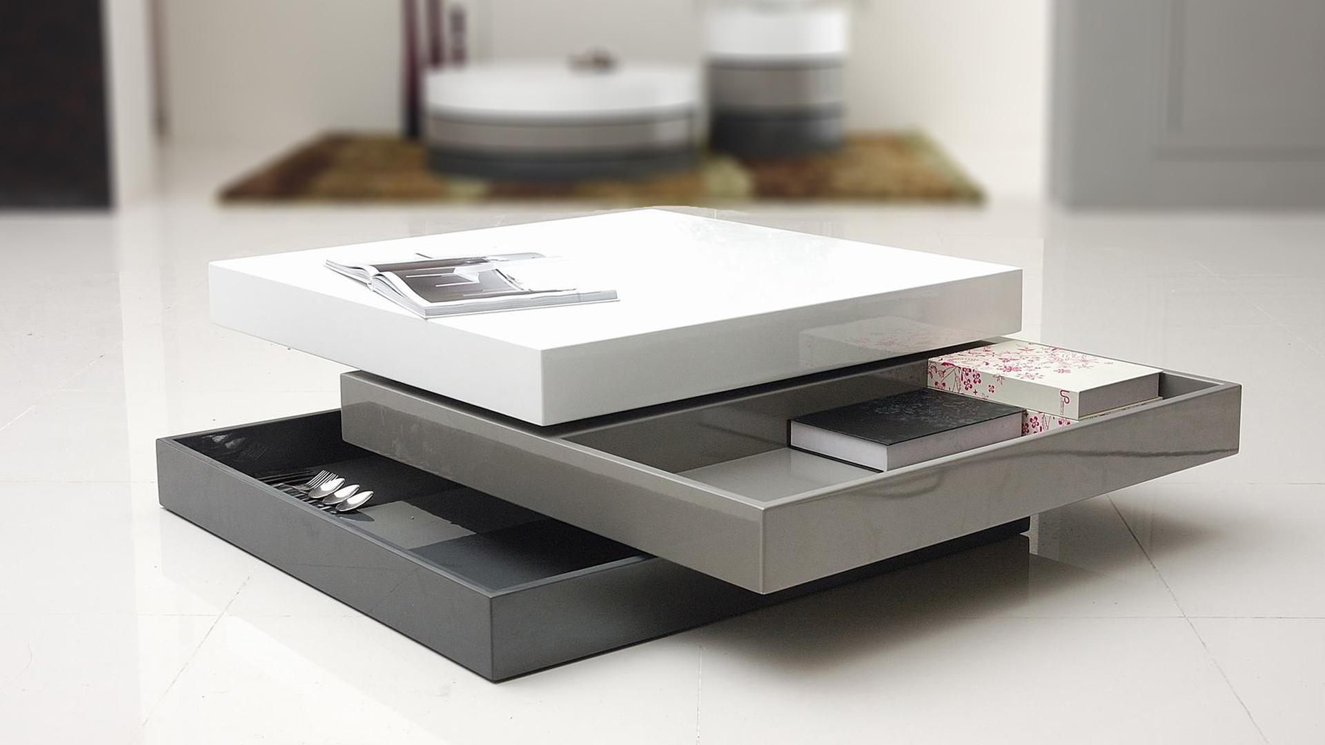 Table basse archives maison et meuble de maison - Table basse pouf integre ...