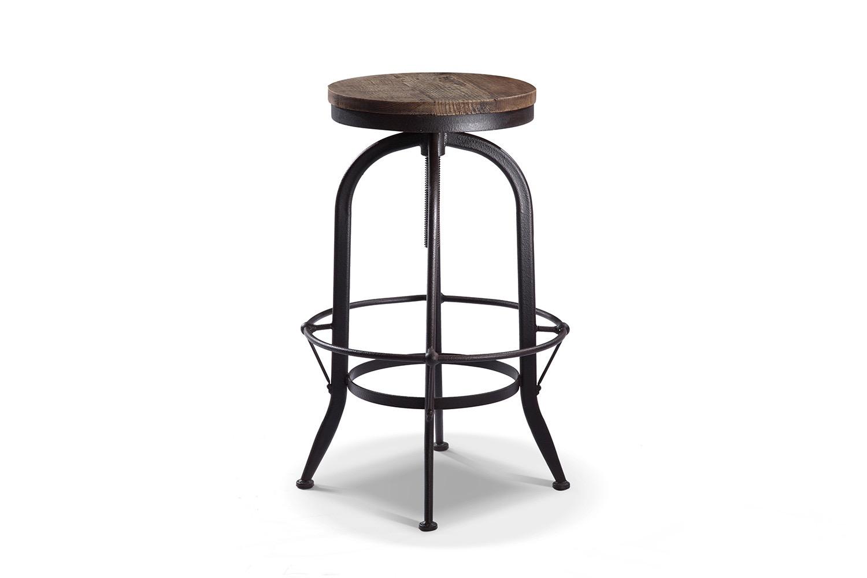 chaise haute industrielle maison du monde. Black Bedroom Furniture Sets. Home Design Ideas
