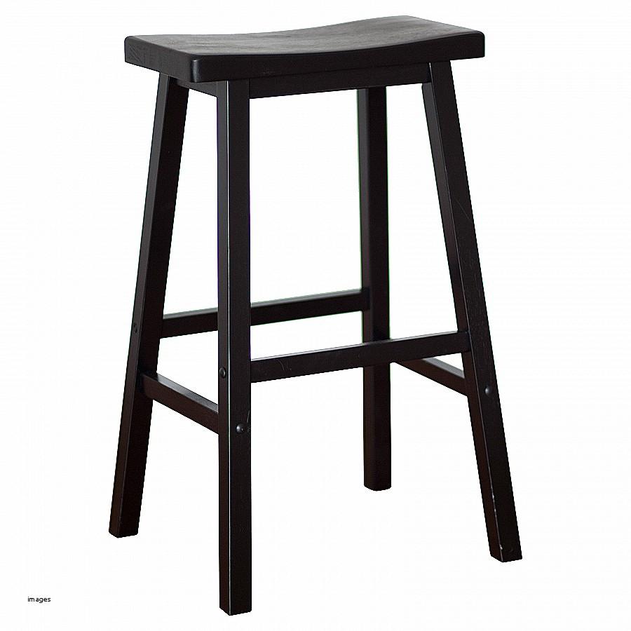 Tolix tabouret stool with short back